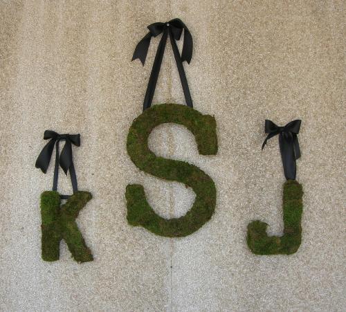 Moss monogram