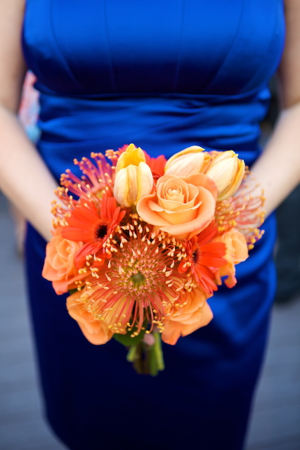 Blue and Orange | Hitc...