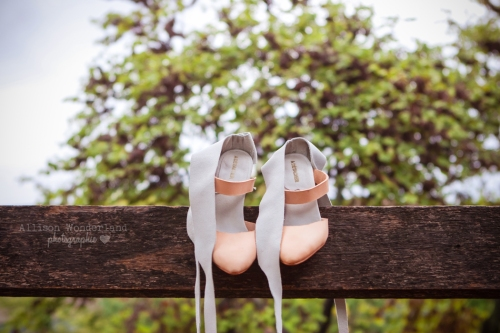 Barn Wedding Shoes