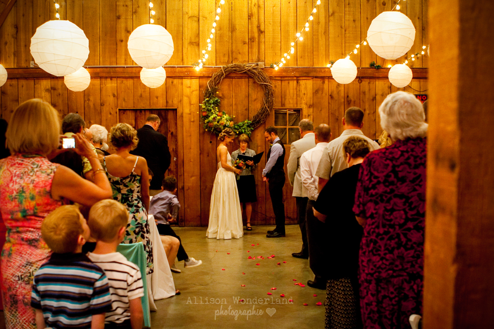 Alexander Majors Wedding Ceremony