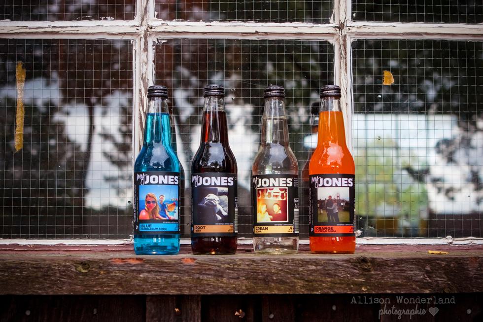 Customized Jones Soda