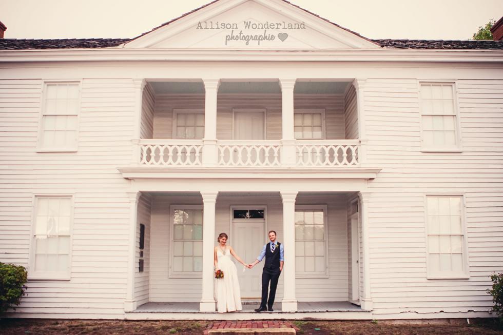 Alexander Majors House Wedding