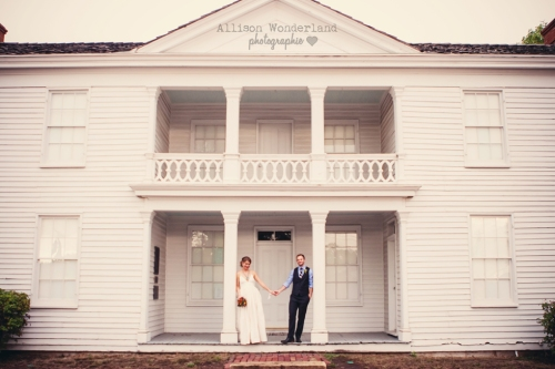 Alexander Majors House Wedding