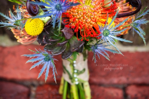 Bold Fall Bouquet