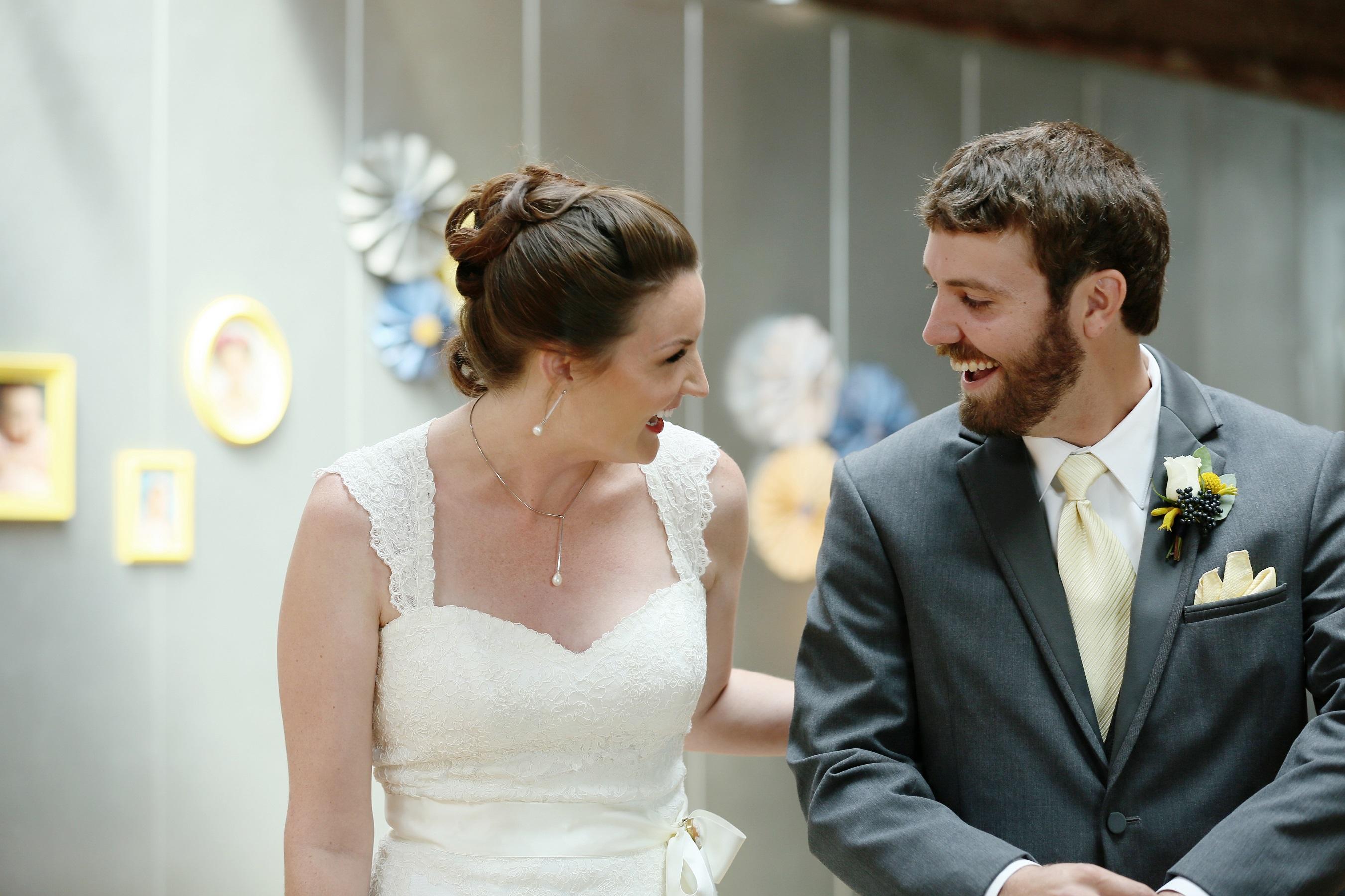 berg wedding couple