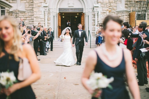 kansas city country club wedding exit