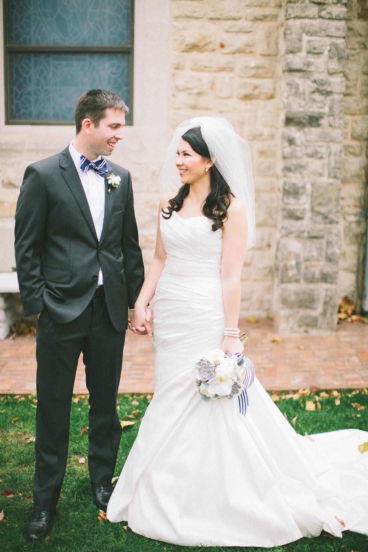 nautical newlyweds
