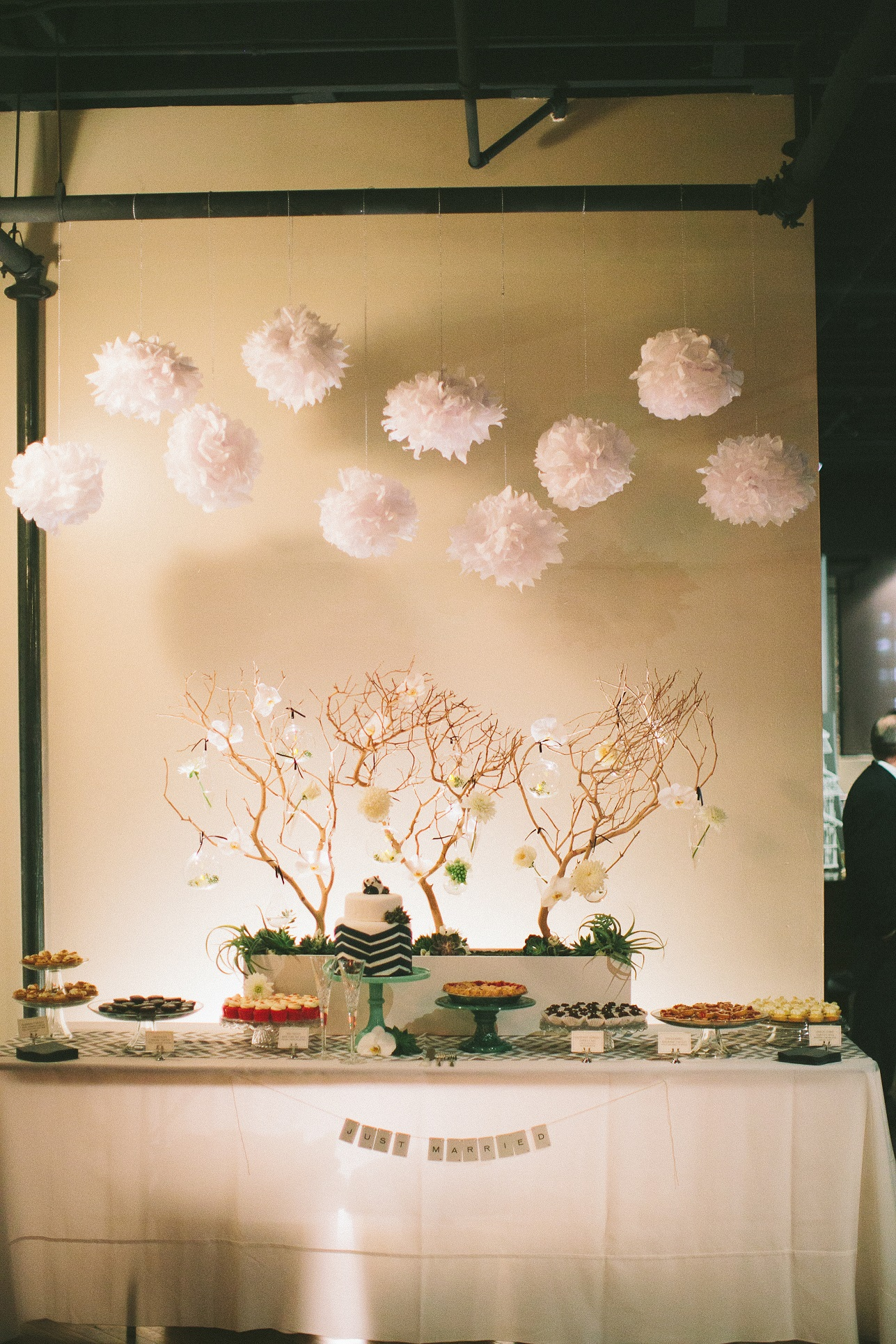 terrace on grand cake table