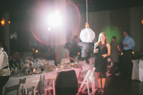 wedding panda pinata