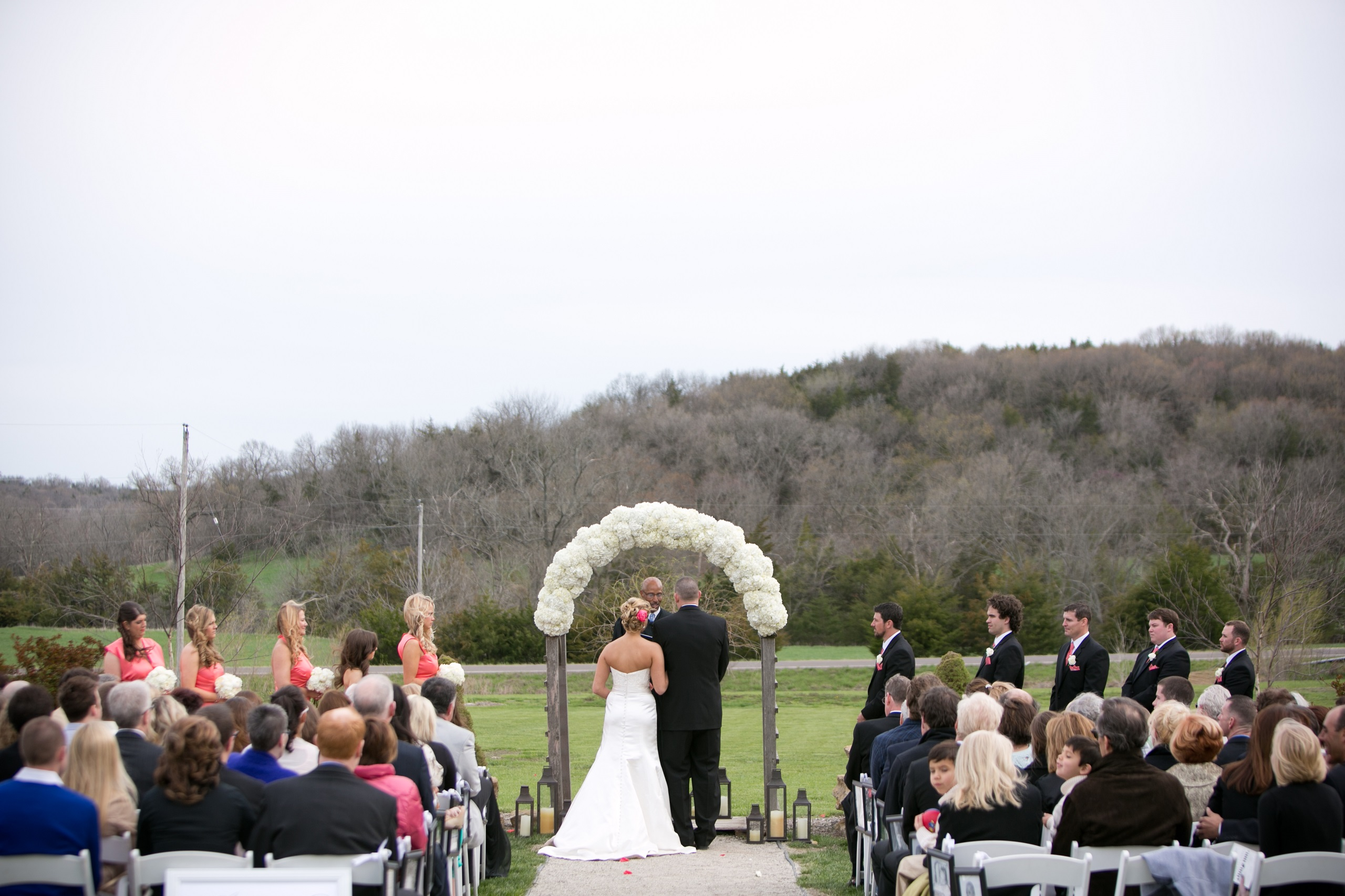 stony point hall wedding
