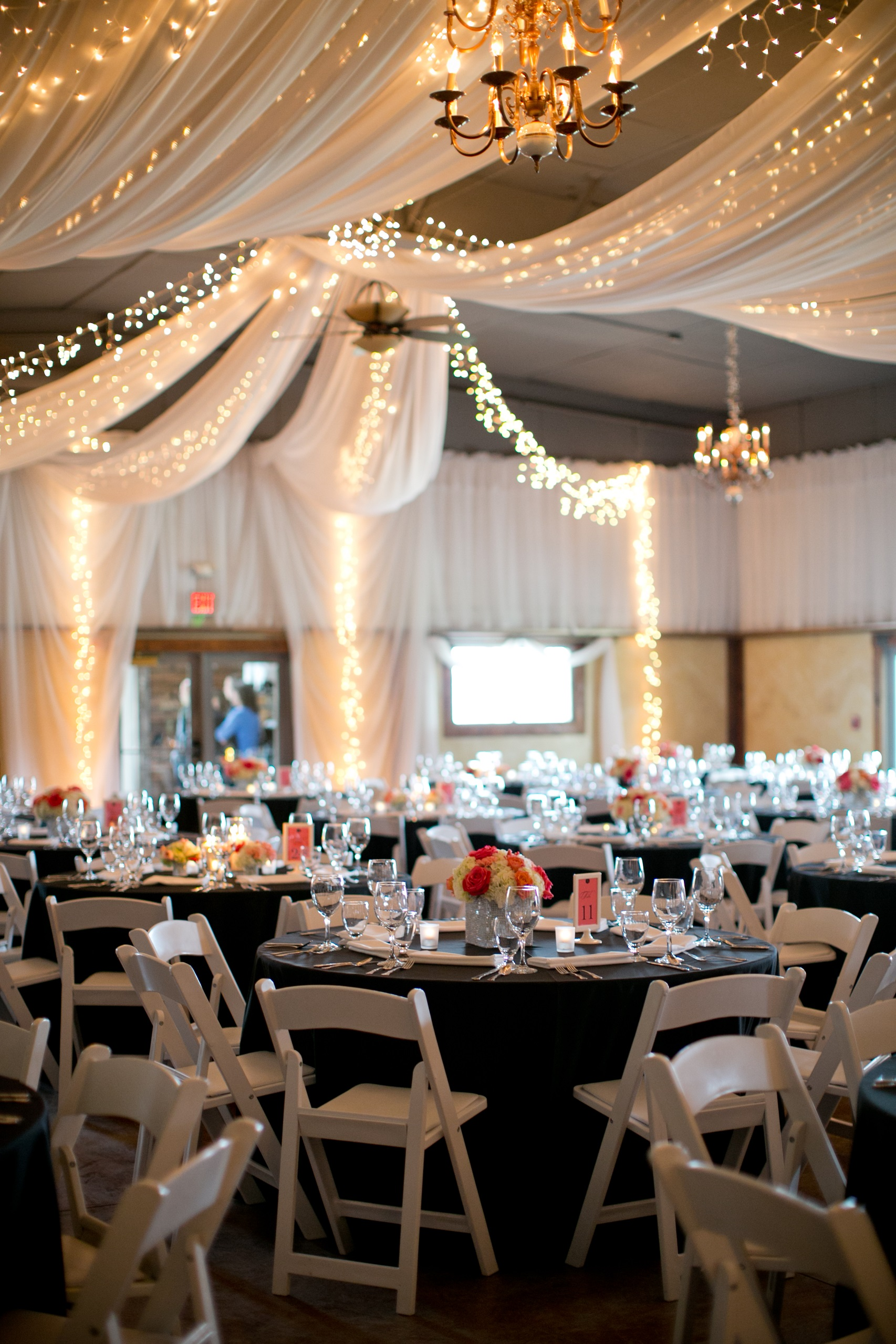 stony point hall wedding reception