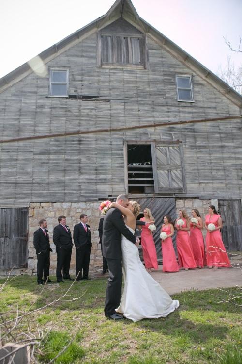 stony point hall wedding