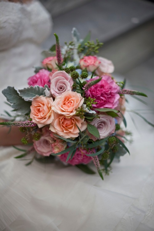 soft floral bouquet