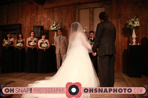 Foundation wedding ceremony