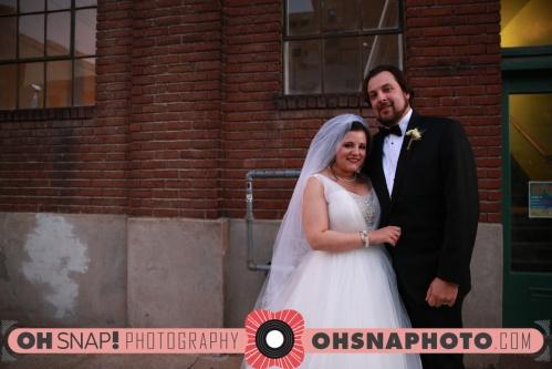 Foundation wedding couple