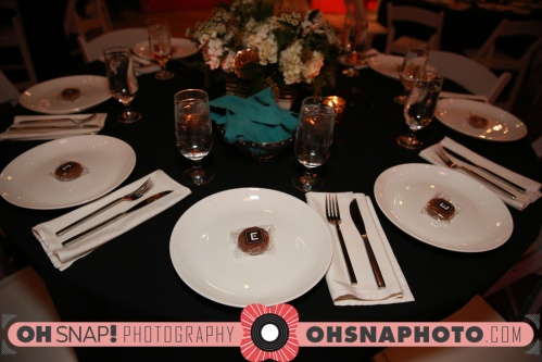 Foundation wedding table
