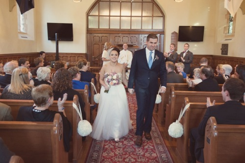 Osborne Chapel Wedding