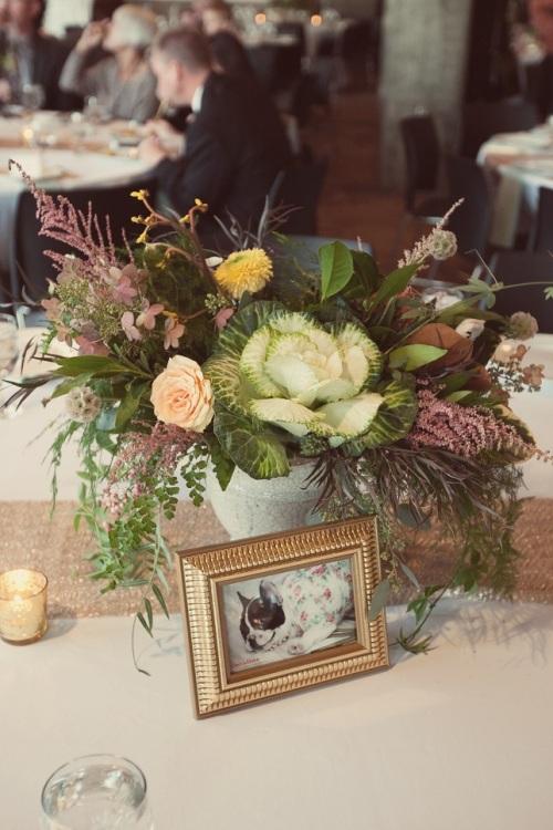 Urn Floral Centerpiece