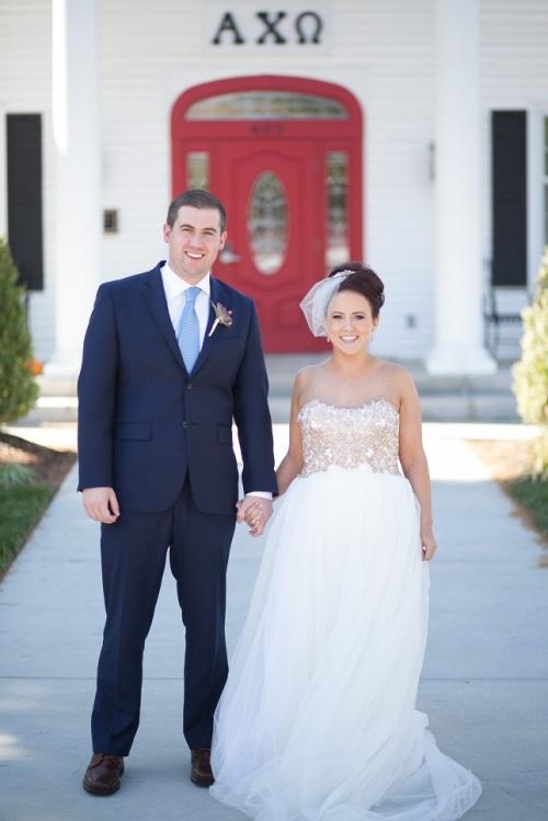 KC Wedding Couple