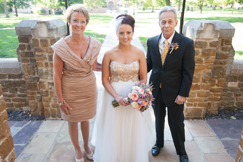 Osborne Chapel Wedding