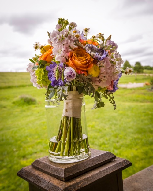 Circle S Ranch Bridal Bouquet