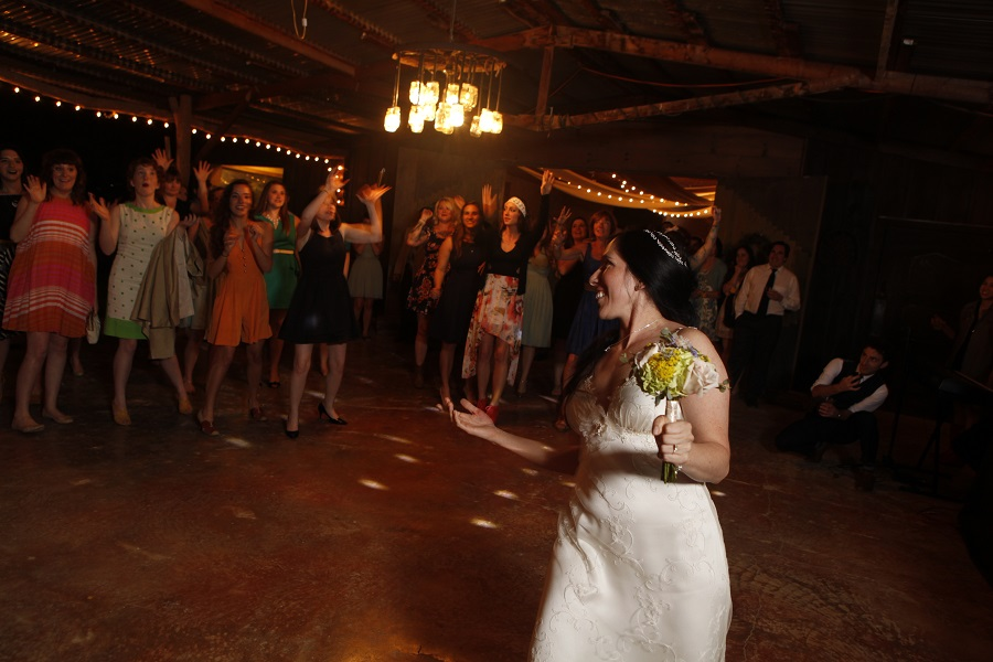 Circle S Ranch Bouquet Toss