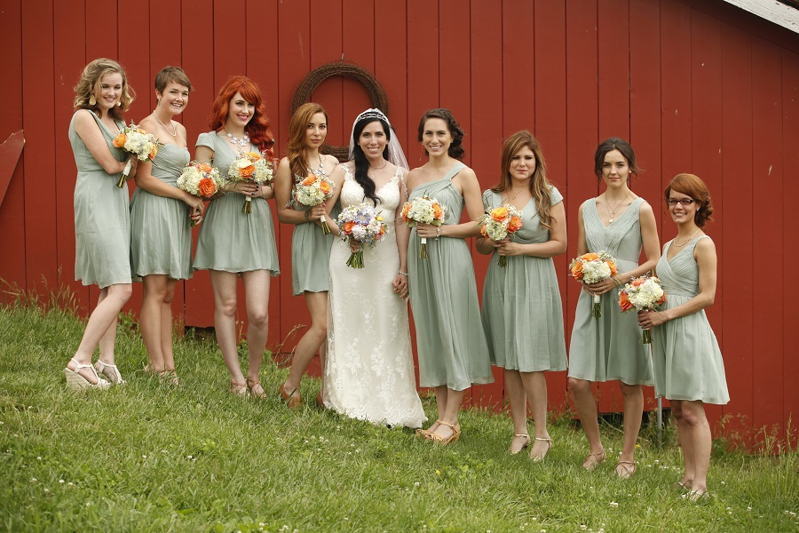 Circle S Ranch Bridesmaids