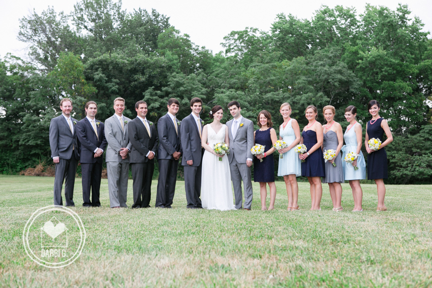 kc wedding party