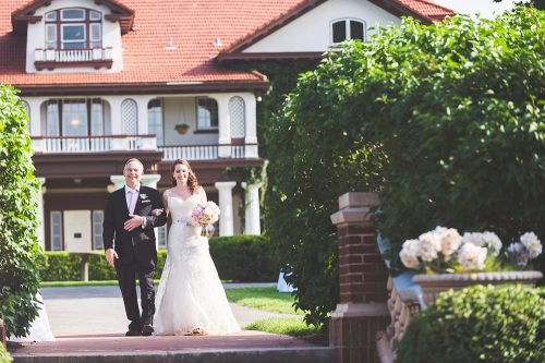 Longview Mansion wedding