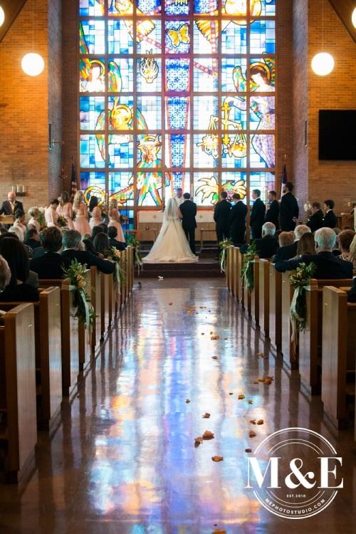 Our Saviour Church Wedding