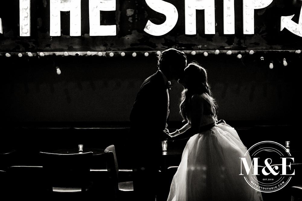 the ship kansas city wedding