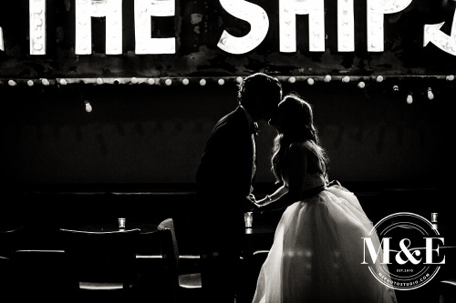 the ship kansas city wedding