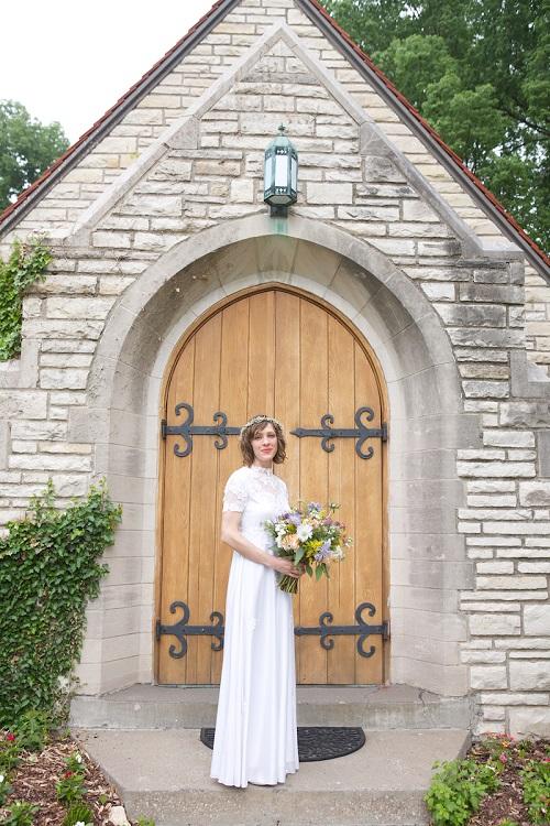 pilgrim chapel bride