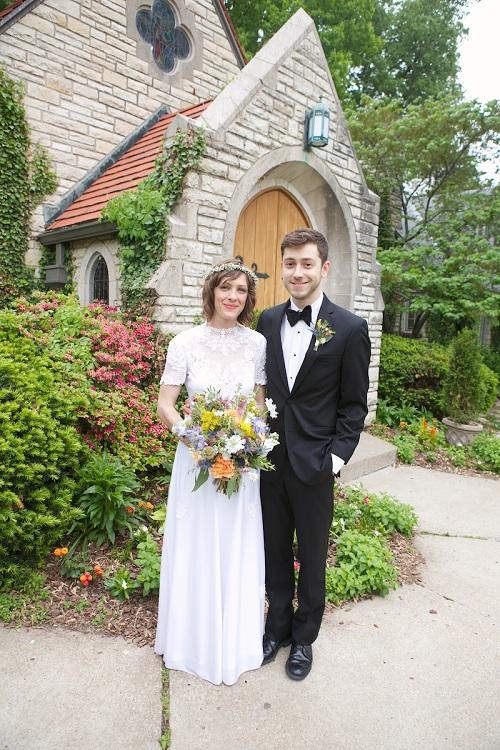 pilgrim chapel wedding