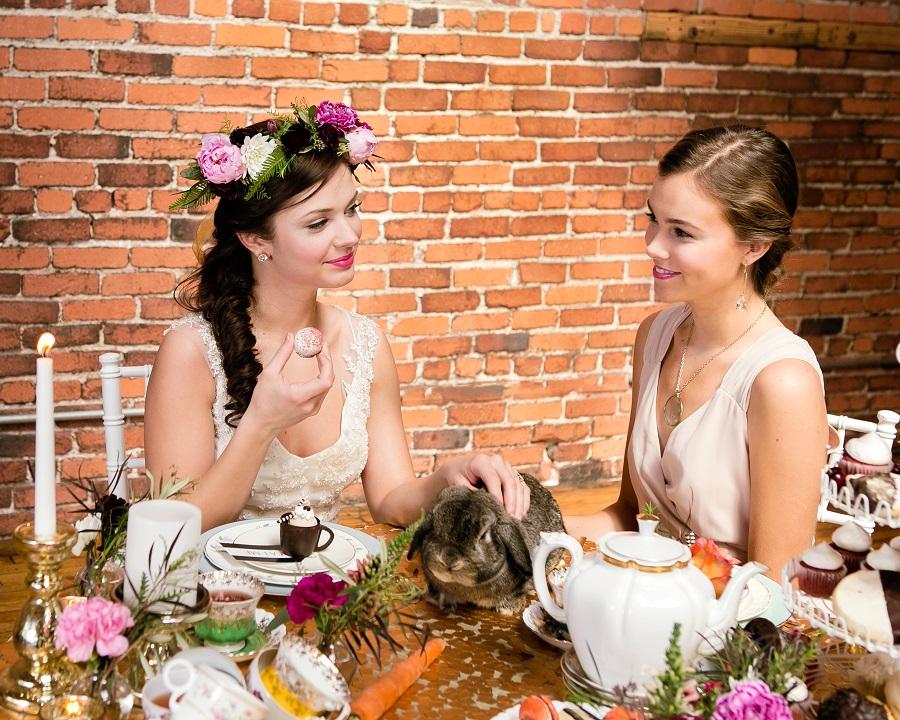 alice in wonderland wedding