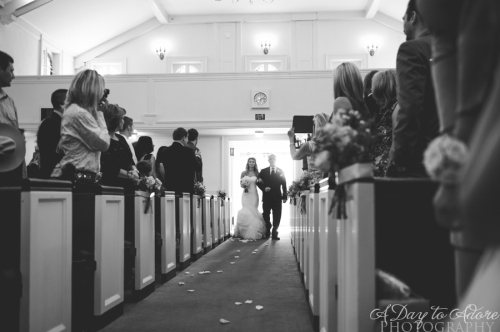 country club congregational church wedding