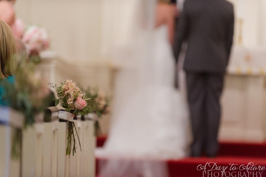 country club congregational church wedding