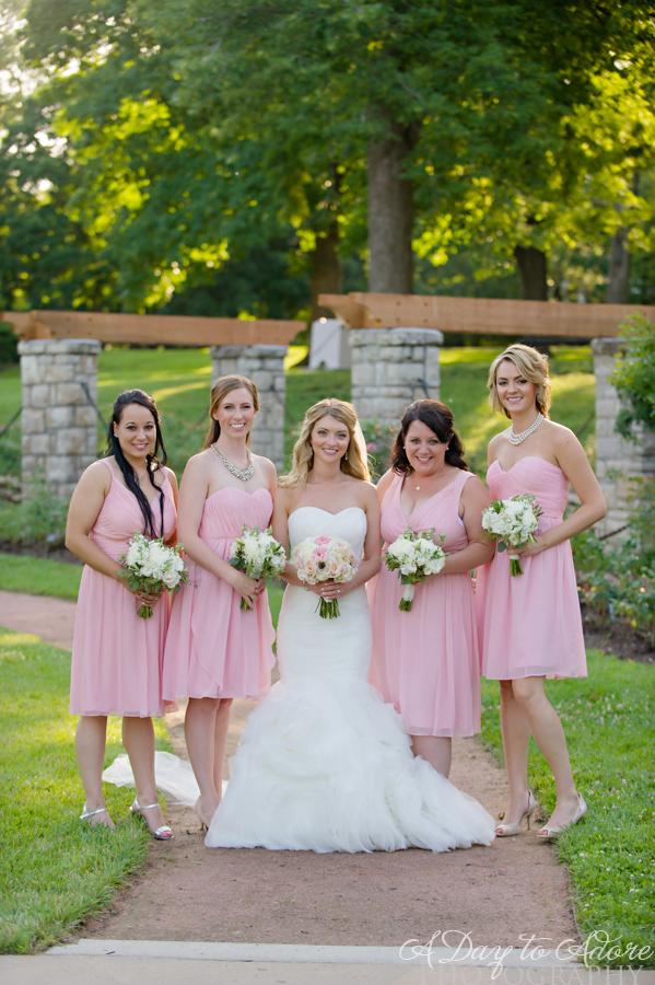 loose park bridal party