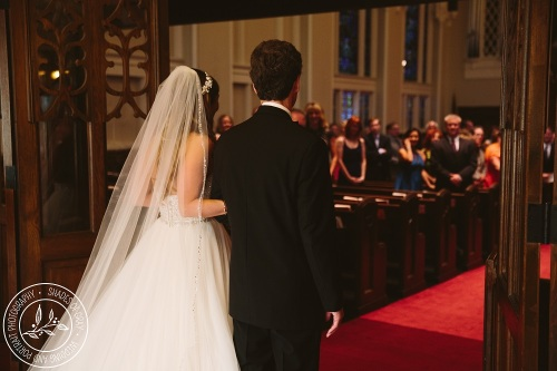 Country Club Christian Church Wedding