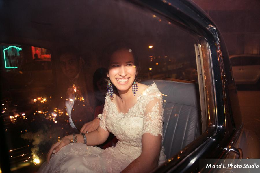 The Bride & The Bauer Wedding