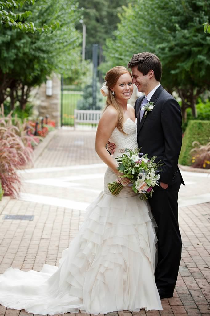 Kansas City Summer Wedding