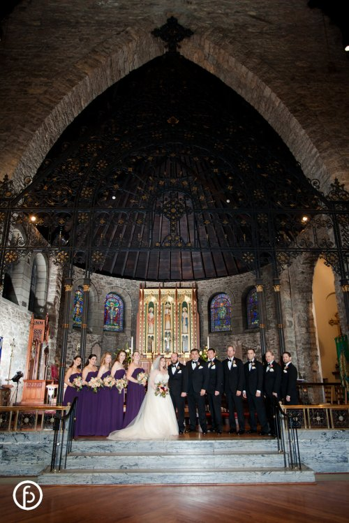 Grace and Holy Trinity Wedding