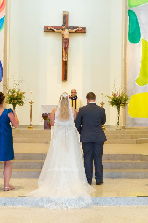 St. Elizabeth's KC Wedding