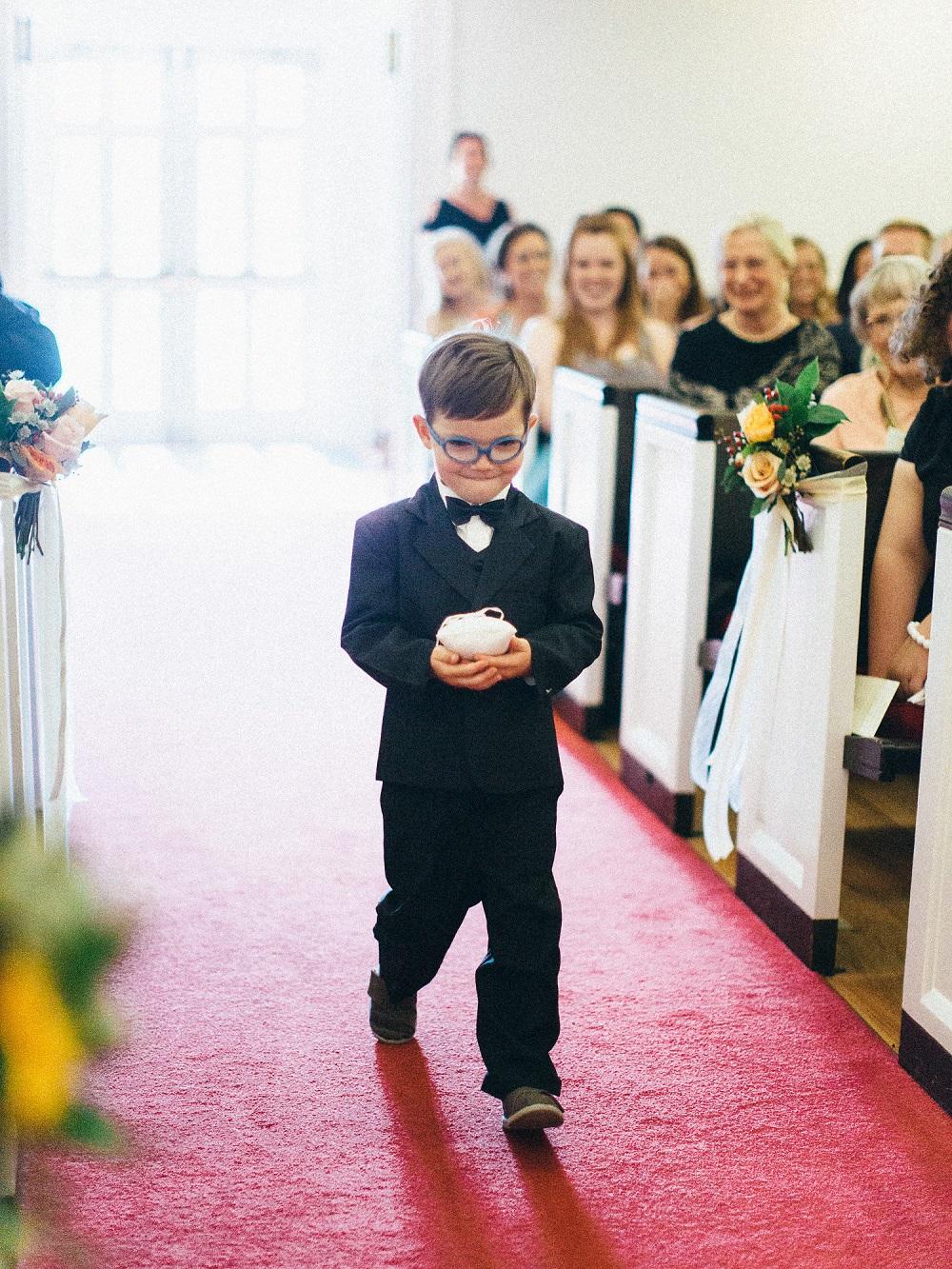 Lacey waldron wedding