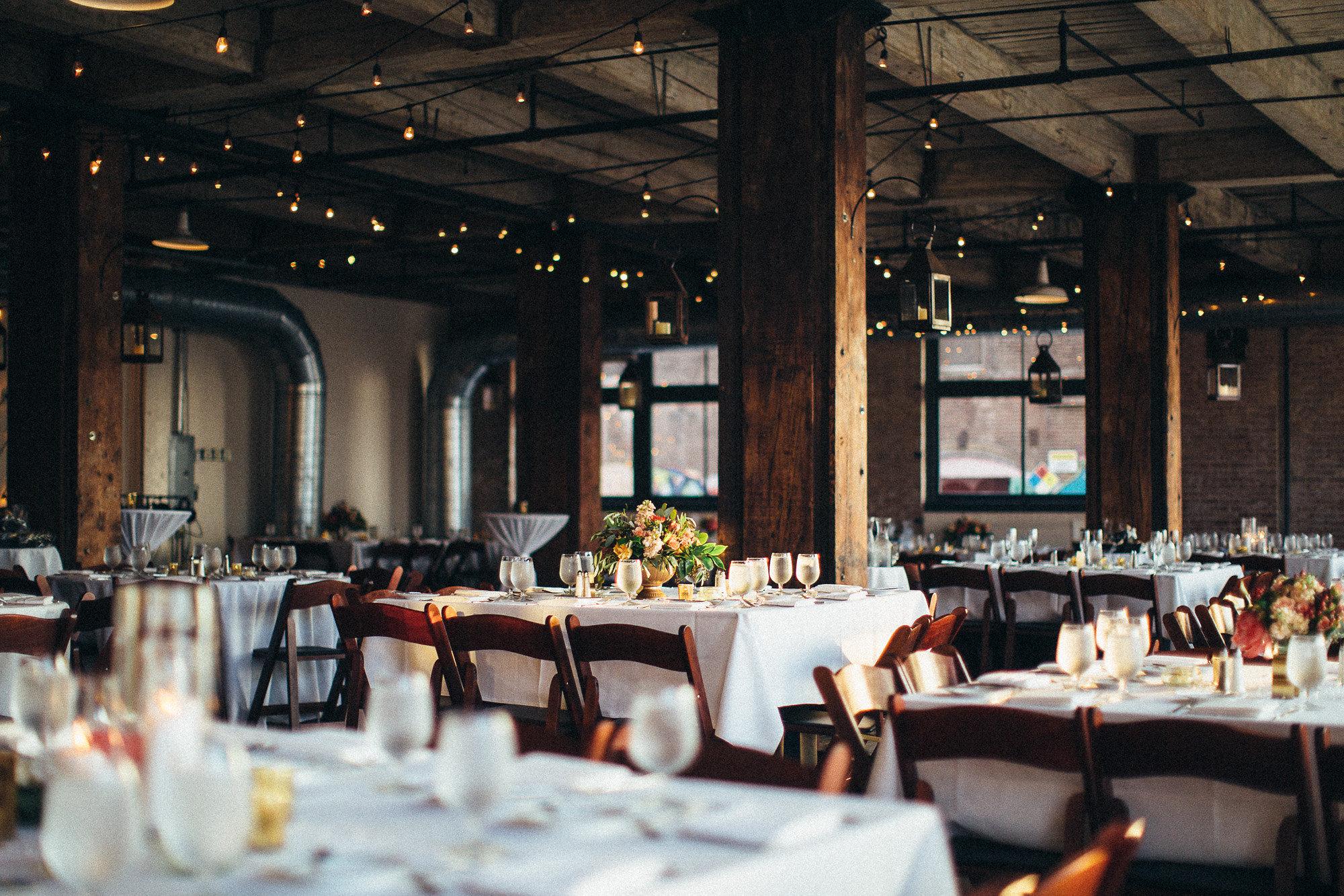 The Hobbs - Wedding Dinner Reception
