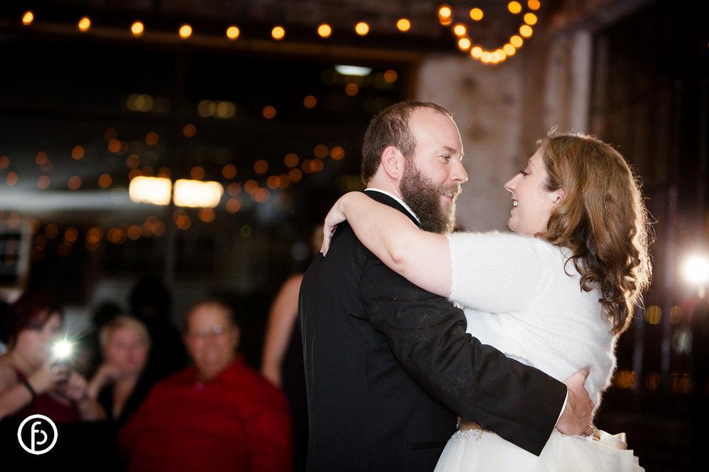 The Bauer Wedding Reception