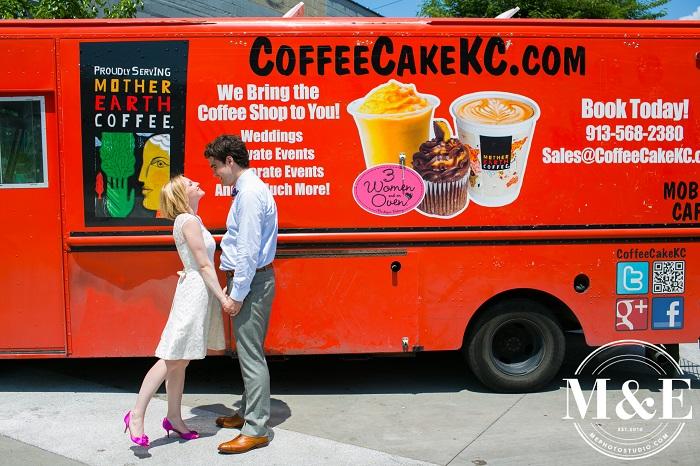 Coffee Cake KC Vendor Truck
