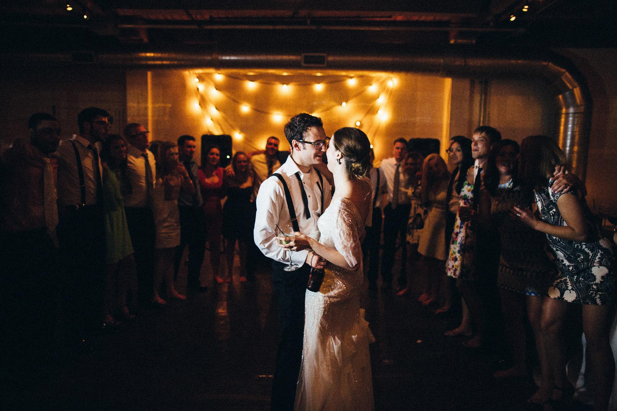 The Hobbs First Dance