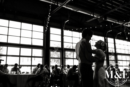 River Market Event Space Wedding
