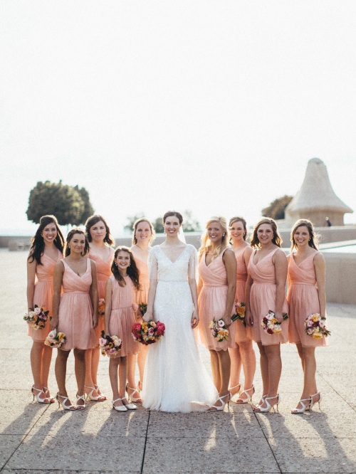 KC Bridal Party